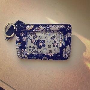 Vera Bradley Key Chain & Wallet holder